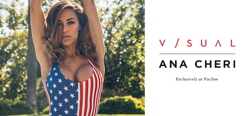 Mens Visual x Ana Cheri