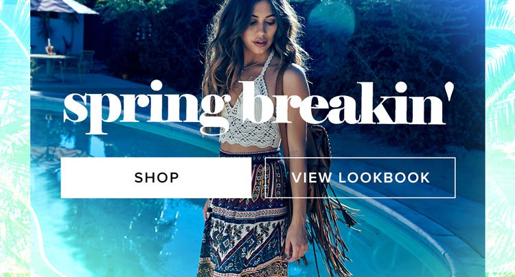 Womens Spring Break LB