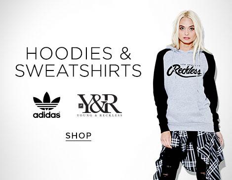Fleece brands - Adidas Y&R