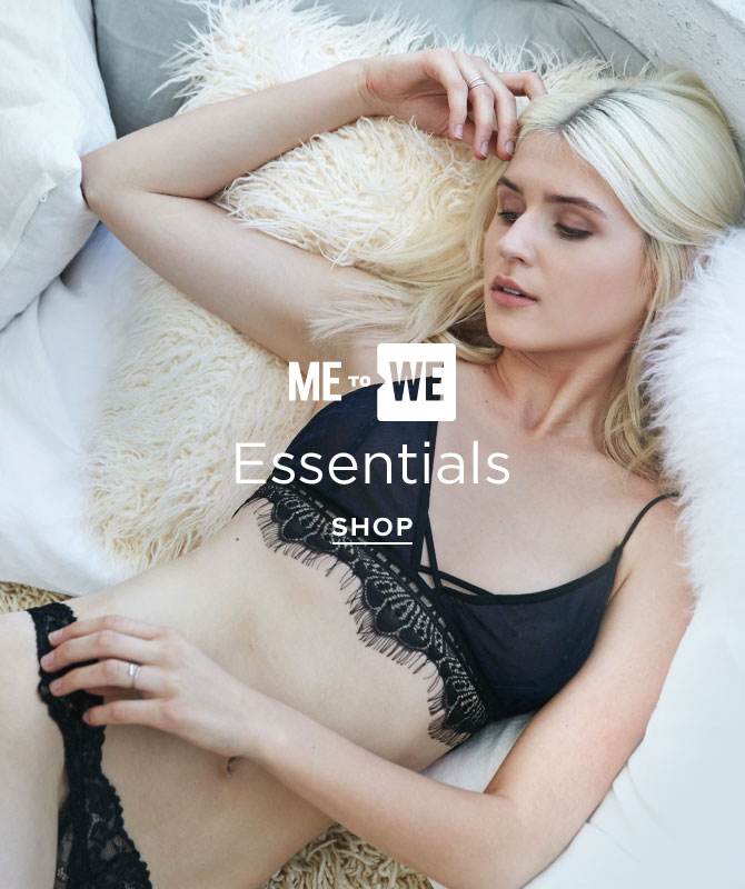 Womens me to we essentials