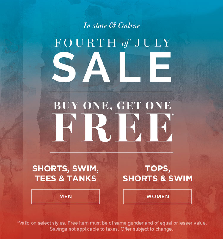 Mens 4th of july Sale