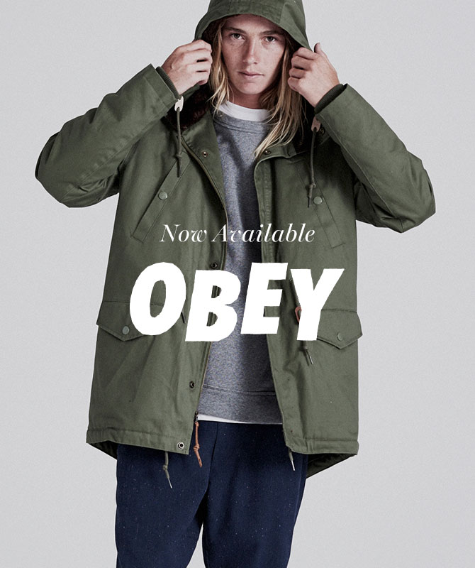 Mens OBEY