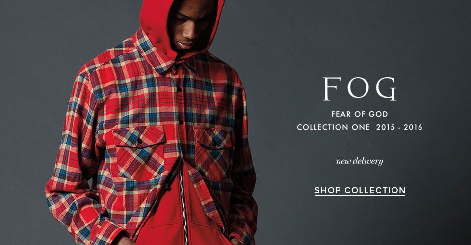 Mens FOG May Delivery