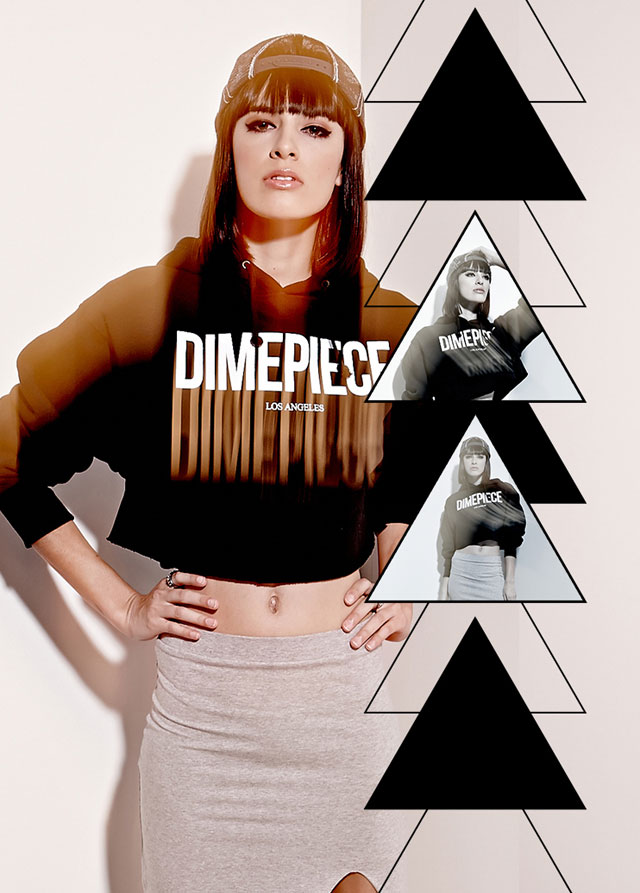 Dimepiece Lookbook - Look 2
