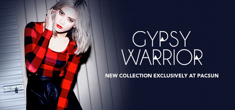Womens Gypsy Warrior
