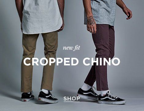 Mens New Crop Chino