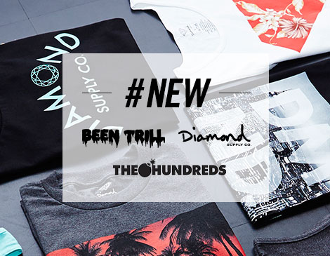 New Been Trill, Diamonds, The Hundreds