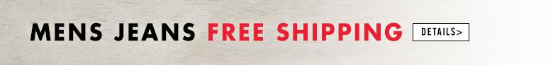 Free Shipping on Denim