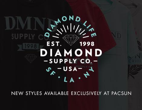 Mens Diamond Newness
