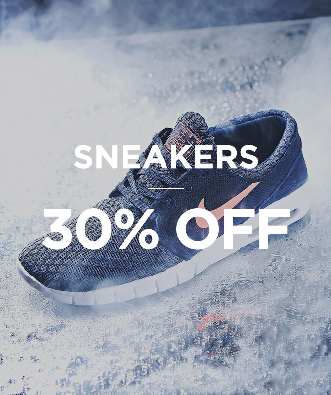 Mens Sneakers 30% off