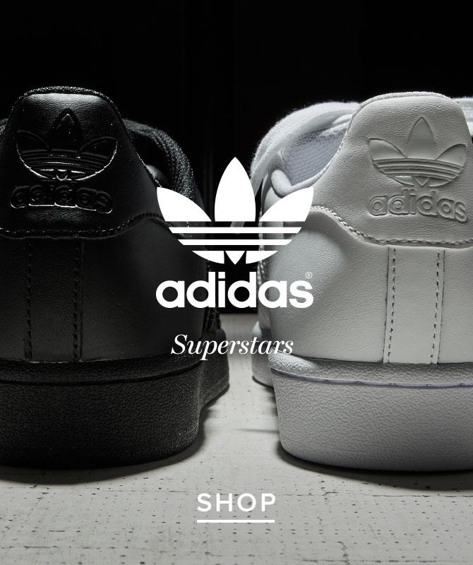 Mens Adidas Superstars