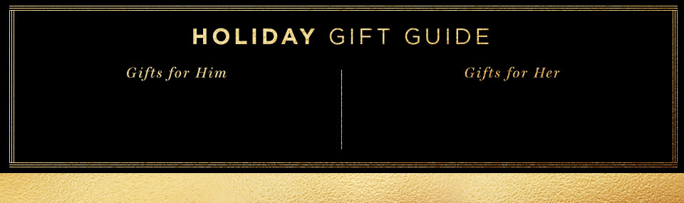 PacSun 2016 holiday gift guide