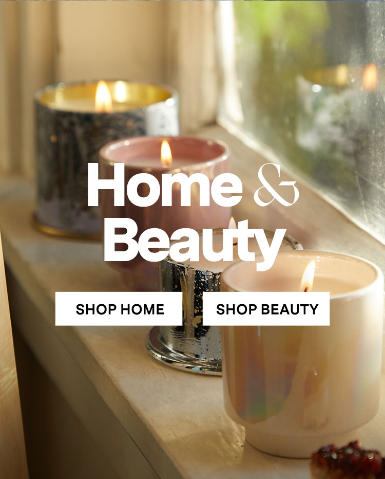 womens home and beauty