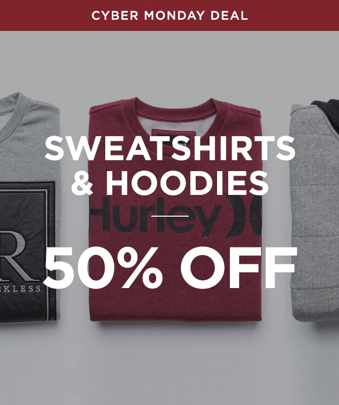 Mens 50% off Fleece