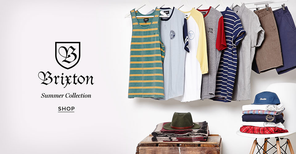 Mens Brixton Summer