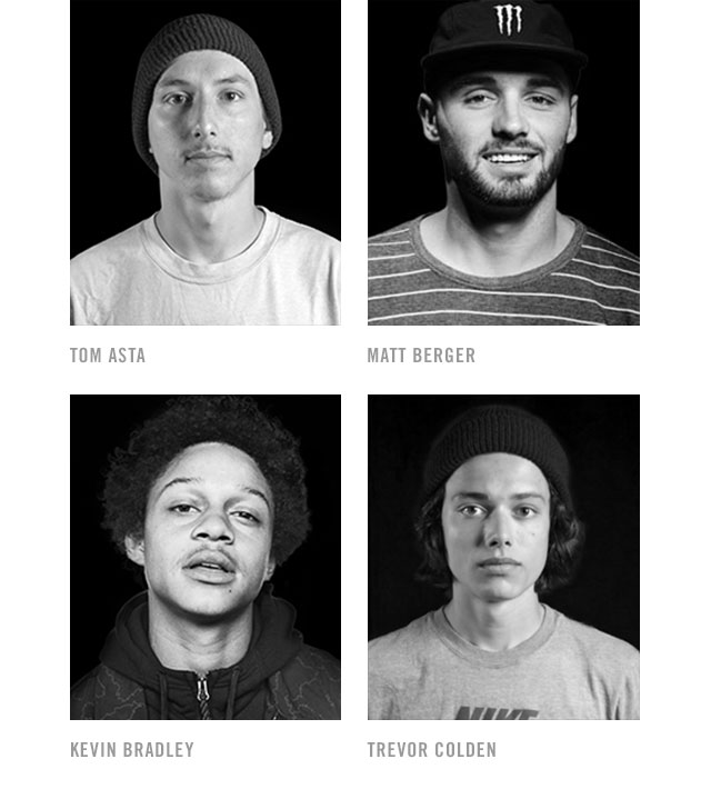 Street League Skateboarding 2016 Pros Slide 1
