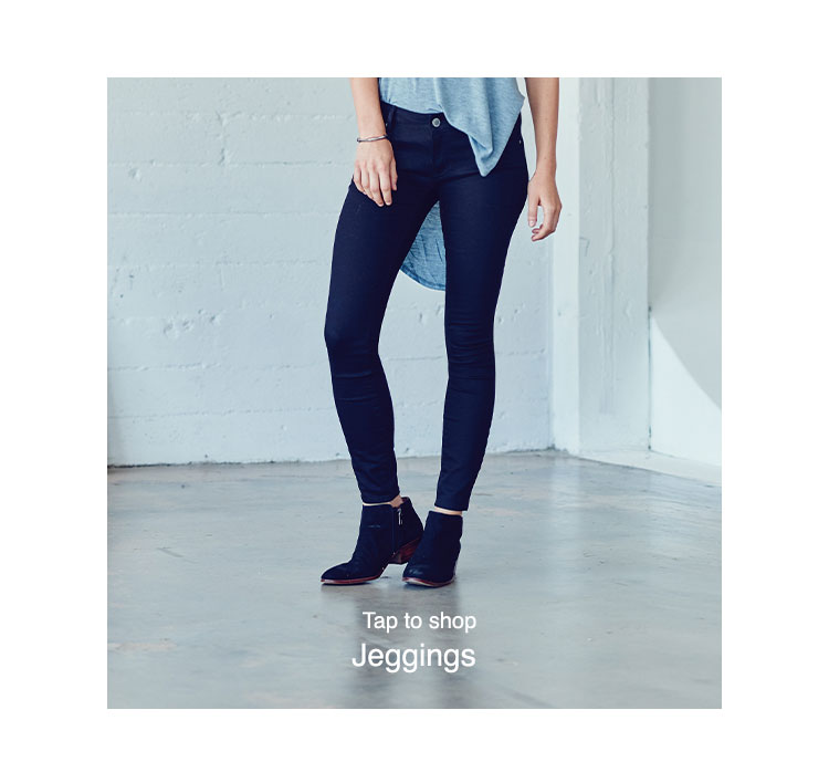 PacSun Womens Denim Fits - jeggings