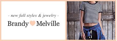 New Brandy Melville