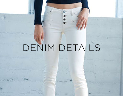 Womens Fashion Denim
