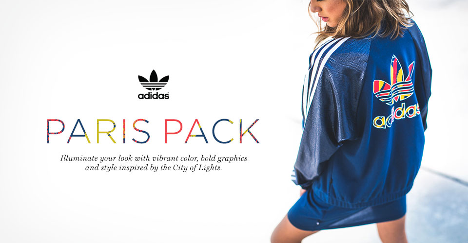 Women's Adidas Paris Pack