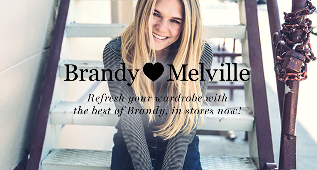 Womens Brandy Melville
