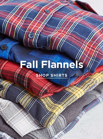 Mens Flannels