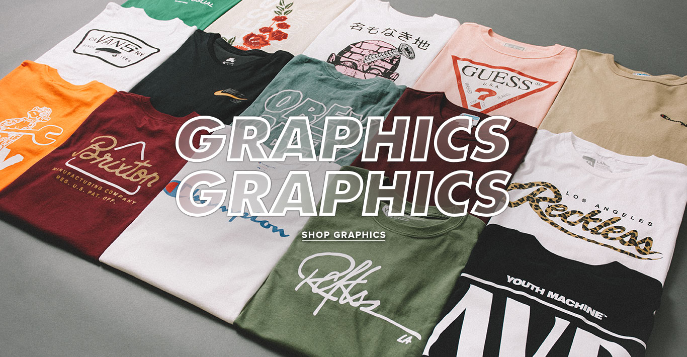 Mens - Graphics