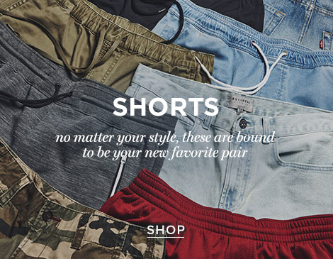 Mens Shorts Range