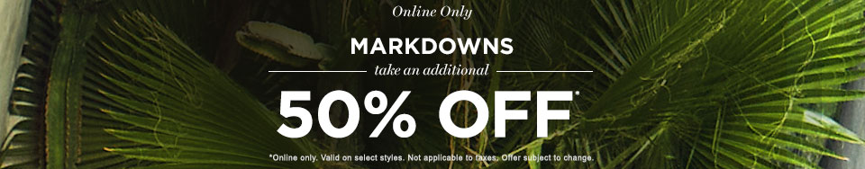 Sale 50% off MDS