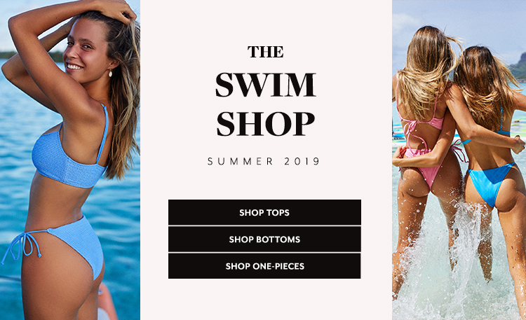 e16123efde Bikinis, Swimwear, Swimsuits for Women | PacSun