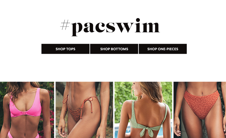 53e8b856c84 Bikinis, Swimwear, Swimsuits for Women | PacSun