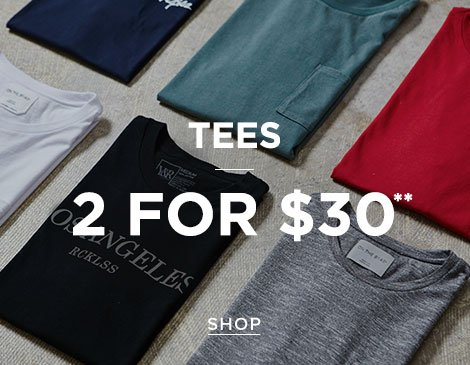 Mens Knits & graphic tees 2 for $30