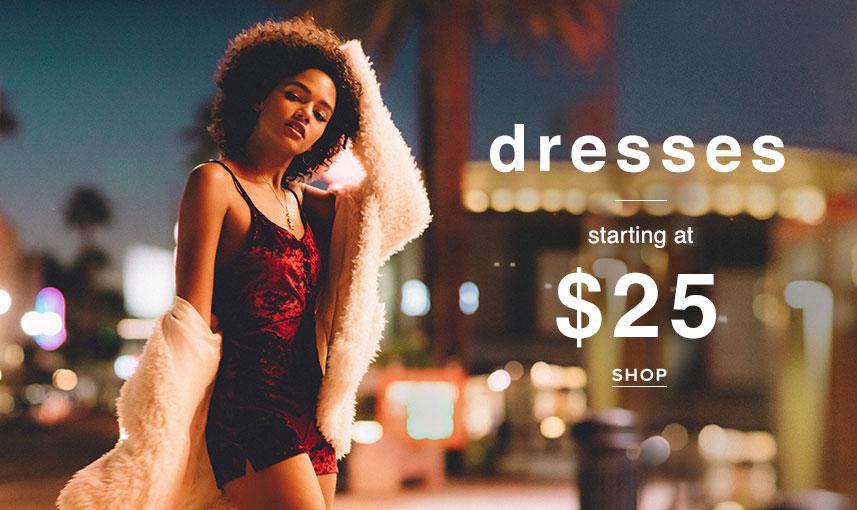 Womens - Dresses
