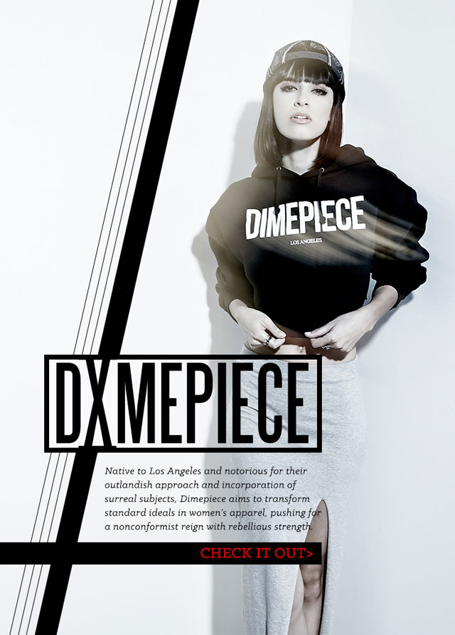 Dimepiece Lookbook - Look 1