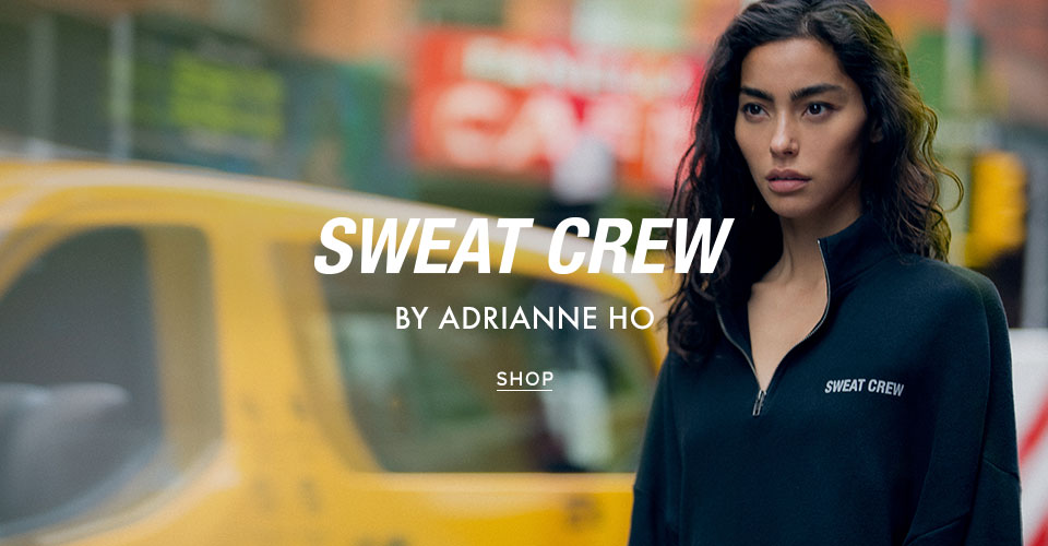 Womens Sweat Crew