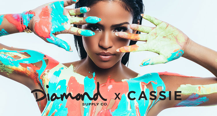 Mens Diamond x Cassie