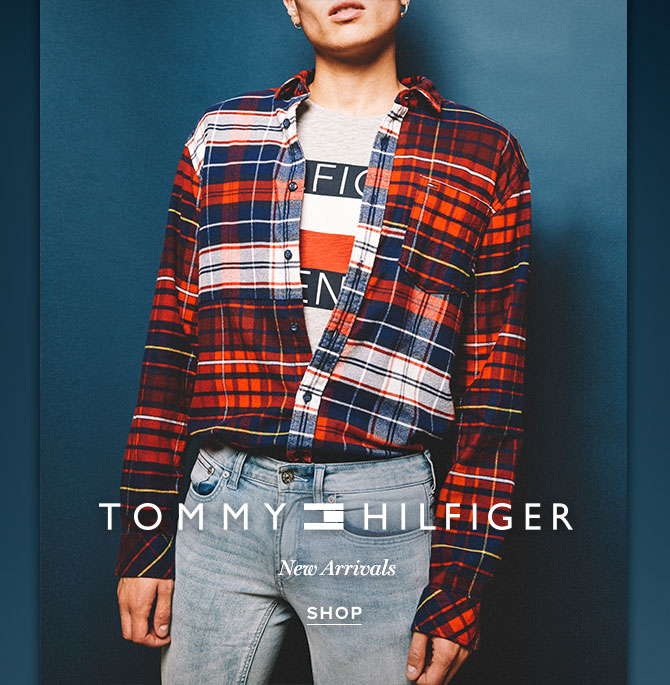 Mens - Tommy Feature