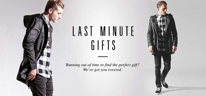 Mens Last Minute Gift Guide