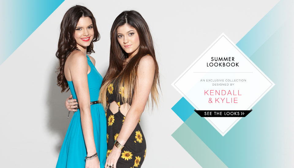 Kendall & Kylie Looks - Slide ...