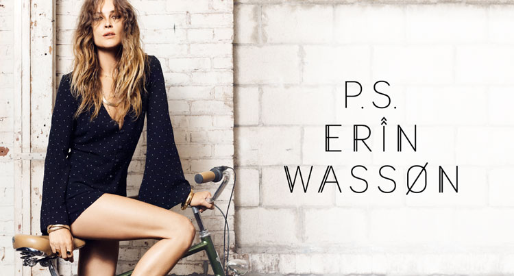 Womens Erin Wasson