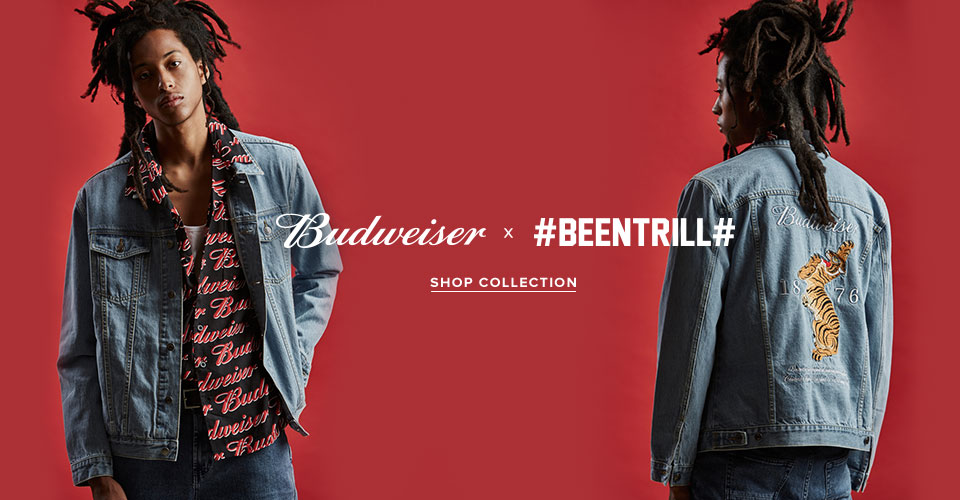 Mens Been Trill x Budweiser Collection 2