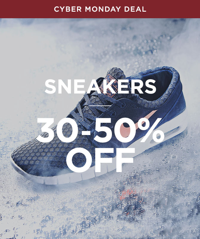 Mens Sneakers 30% - 50% off