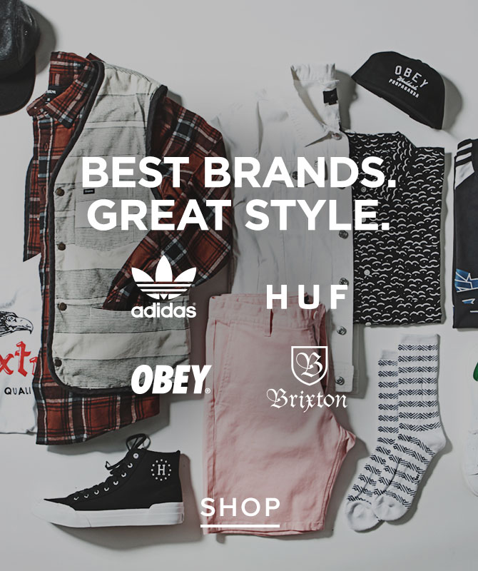 Mens Best Brands. Great style.