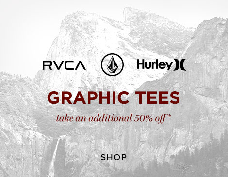 Mens Graphic Tees promo