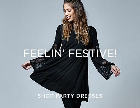 Women's Dresses: New years