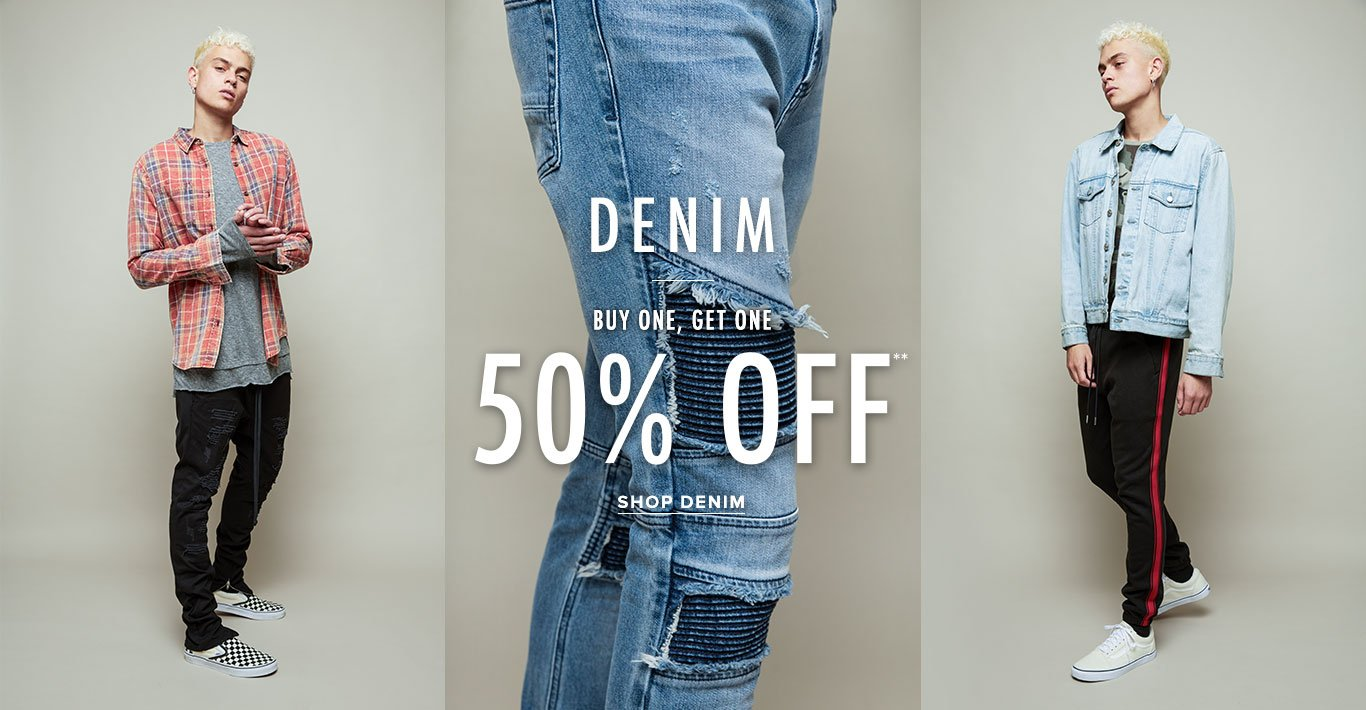 Mens - Denim