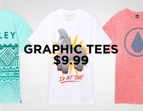 Mens 9.99 Graphic Tees