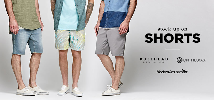 Mens Shorts - Range