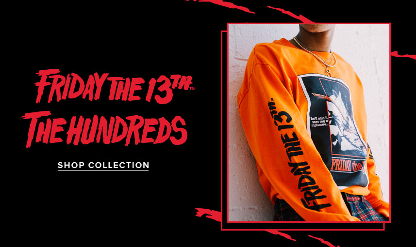Mens - The Hundreds Brand Feature