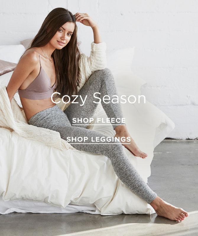 Womens Cozy - Fleece/Leggings